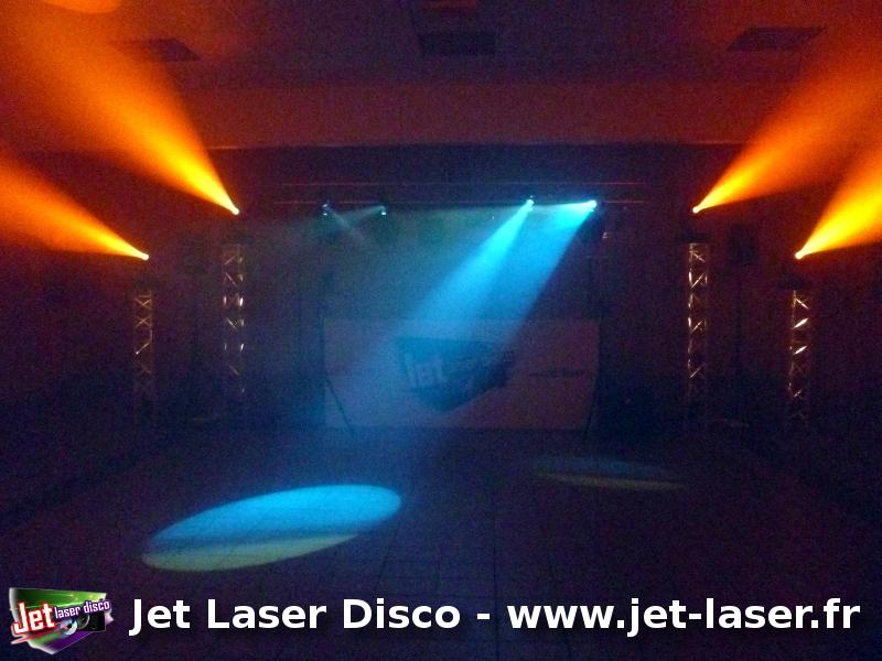 Dj mariage 44 - Jet Laser Disco